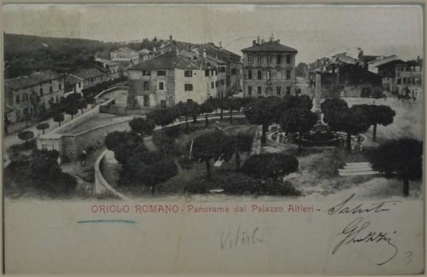 Matrimonio Oriolo Romano : Oriolo romano trasmissione